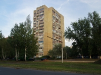 Naberezhnye Chelny, Syuyumbike Ave, house 66. Apartment house
