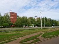 Naberezhnye Chelny, Syuyumbike Ave, house 83. Apartment house