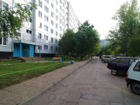 Naberezhnye Chelny, Syuyumbike Ave, house 84. Apartment house