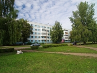 Naberezhnye Chelny, Syuyumbike Ave, house 91. Apartment house