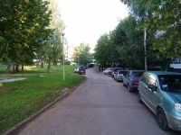 Naberezhnye Chelny, Syuyumbike Ave, house 105. Apartment house
