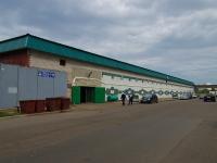Naberezhnye Chelny, KAMAZ-Master st, house 11. garage (parking)