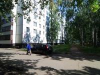 Набережные Челны, Солнечный бульвар, дом 4. многоквартирный дом