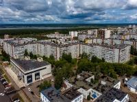 Naberezhnye Chelny, st Pushkin, house 6. Apartment house
