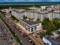 Naberezhnye Chelny, st Pushkin, house 6А. shopping center