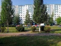 Набережные Челны, улица 40 лет Победы, дом 25. многоквартирный дом