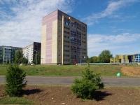 Набережные Челны, улица 40 лет Победы, дом 45А. многоквартирный дом