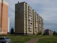 Набережные Челны, улица 40 лет Победы, дом 57А. многоквартирный дом