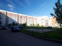 Naberezhnye Chelny, 40 let Pobedy st, 房屋 63. 公寓楼