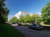 Naberezhnye Chelny, Domostroiteley Blvd, house 2. Apartment house