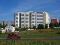 Набережные Челны, Домостроителей бульвар, дом 5В. многоквартирный дом