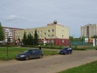 "neighbour house: blvd. Tsvetochny, house 1А. молодежный центр ""Заман"""