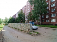 Naberezhnye Chelny, Tsvetochny blvd, house 1. Apartment house