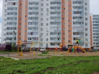 Naberezhnye Chelny, Tsvetochny blvd, house 6. Apartment house