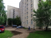 Naberezhnye Chelny, Tsvetochny blvd, house 7/37Б. Apartment house