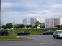 Набережные Челны, Цветочный бульвар, дом 8. многоквартирный дом