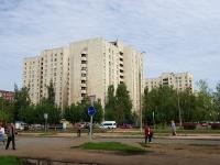 Набережные Челны, Цветочный бульвар, дом 9/24Б. многоквартирный дом