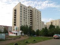 Набережные Челны, Цветочный бульвар, дом 11Б. многоквартирный дом