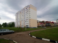 Naberezhnye Chelny, Kereselidze Blvd, house 12. Apartment house