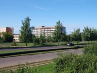 "neighbour house: st. 61st complex, house 4. health resort ""Набережные Челны"""