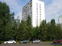 Набережные Челны, улица Татарстан, дом 4. многоквартирный дом
