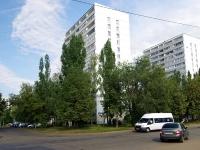 Набережные Челны, улица Татарстан, дом 8. многоквартирный дом