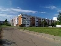 Набережные Челны, улица Татарстан, дом 9. многоквартирный дом