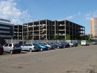 Набережные Челны, Автозаводский проспект, дом 2А. строящееся здание