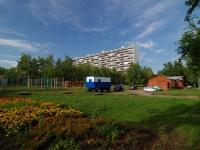 Набережные Челны, Автозаводский проспект, дом 13. многоквартирный дом