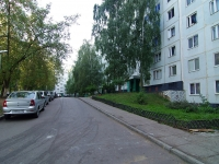 Naberezhnye Chelny, Avtozavodsky Ave, house 36. Apartment house