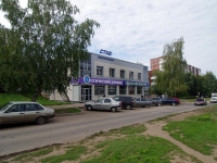 Naberezhnye Chelny, Avtozavodsky Ave, house 37Е. multi-purpose building