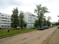 Naberezhnye Chelny, Avtozavodsky Ave, house 53. Apartment house