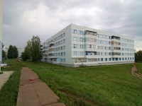 neighbour house: Ave. Avtozavodsky, house 53. Apartment house