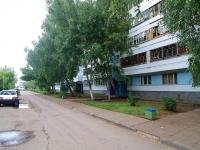 Naberezhnye Chelny, Avtozavodsky Ave, house 55. Apartment house