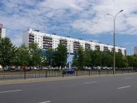 Набережные Челны, Вахитова проспект, дом 10. многоквартирный дом