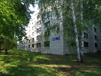 neighbour house: avenue. Vakhitov, house 13. hospital