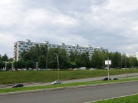 neighbour house: avenue. Vakhitov, house 25. Apartment house