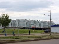 Naberezhnye Chelny, Vakhitov avenue, 房屋 27Б. 公寓楼
