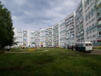 Набережные Челны, Вахитова проспект, дом 27Б. многоквартирный дом