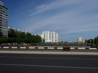 neighbour house: avenue. Vakhitov, house 27Б. Apartment house