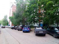 Naberezhnye Chelny, Vakhitov avenue, 房屋 34. 公寓楼