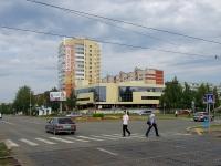 Naberezhnye Chelny, Vakhitov avenue, 房屋 36/6А. 写字楼