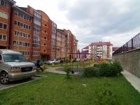 Naberezhnye Chelny, Vakhitov avenue, 房屋 36Б. 公寓楼