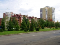 neighbour house: avenue. Vakhitov, house 36Б. Apartment house