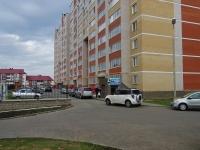 Набережные Челны, Вахитова проспект, дом 36В. многоквартирный дом