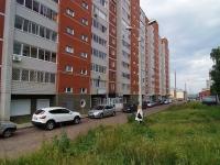 Naberezhnye Chelny, Vakhitov avenue, 房屋 36В. 公寓楼