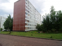 Naberezhnye Chelny, Vakhitov avenue, house 36. Apartment house