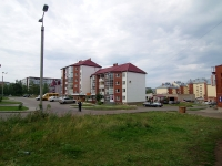 Naberezhnye Chelny, Vakhitov avenue, house 42А. Apartment house