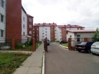 Naberezhnye Chelny, Vakhitov avenue, 房屋 42А. 公寓楼