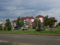 neighbour house: avenue. Vakhitov, house 42А. Apartment house